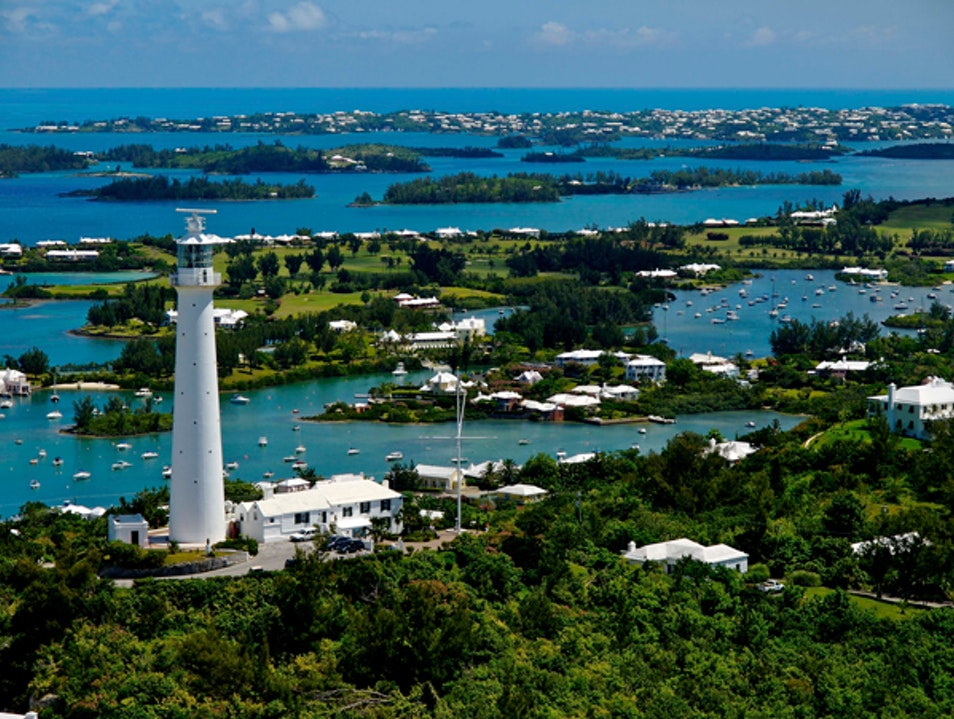 Gibb's Hill Lighthouse Southampton  Bermuda