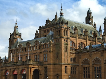 Kelvingrove Art Gallery and Museum Glasgow  United Kingdom