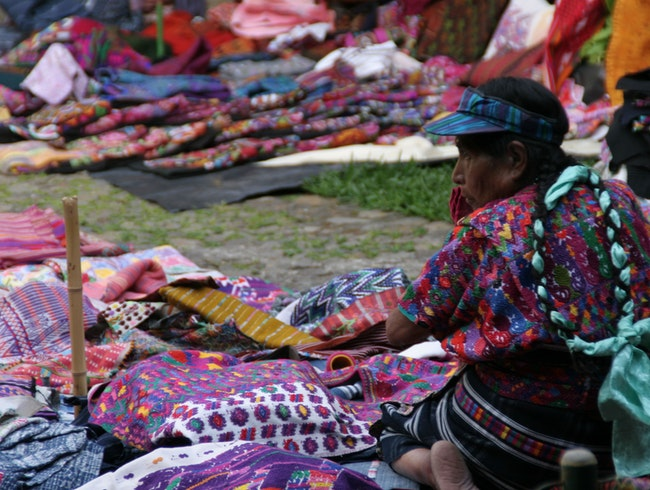 Guatemala's Most Tranquil Market