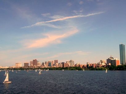 Charles River, Boston Boston Massachusetts United States