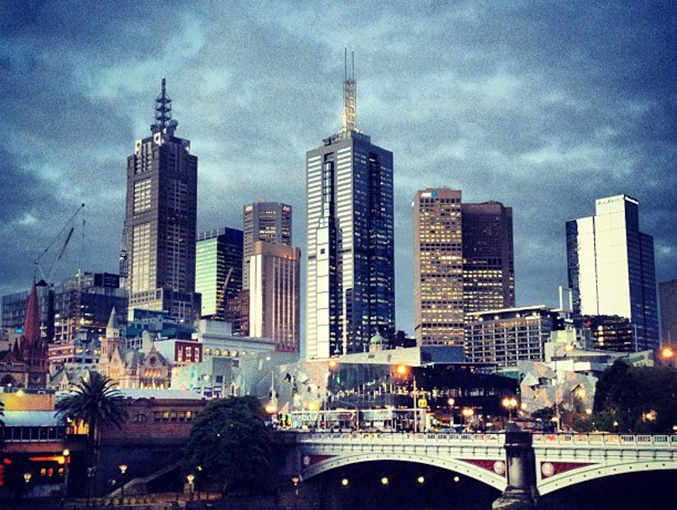 A Photographer's Guide to Melbourne: South Bank Southbank  Australia