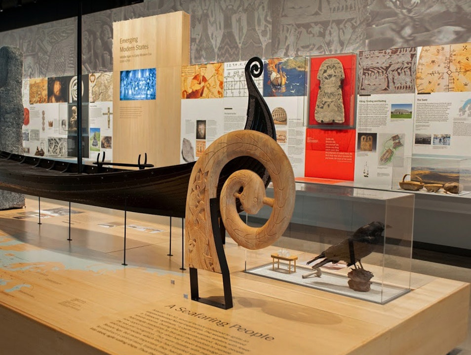 Nordic Heritage Museum Seattle Washington United States