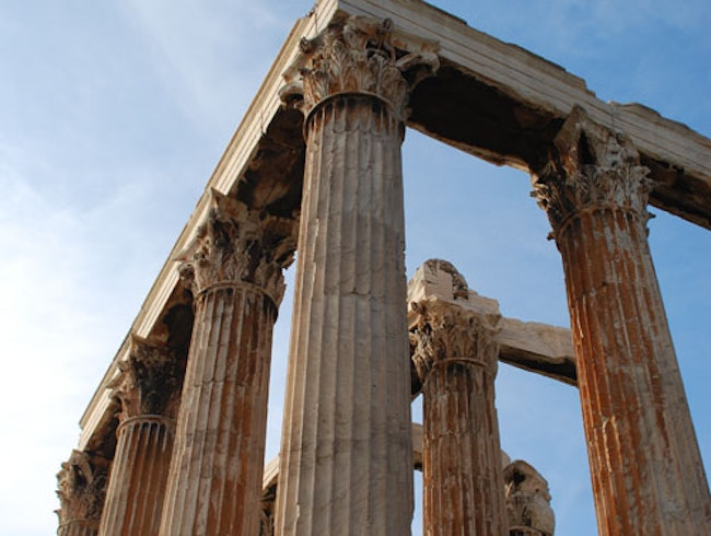 Athens Tips Part 26 - Temple of Olympian Zeus