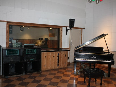 Historic RCA Studio B Nashville Tennessee United States
