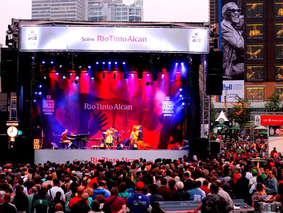 Tour the Famous Montreal Festivals Montreal  Canada