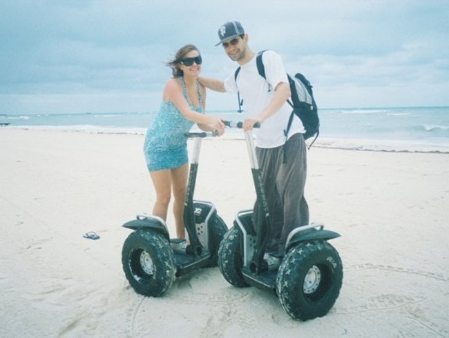 Segways in Mexico