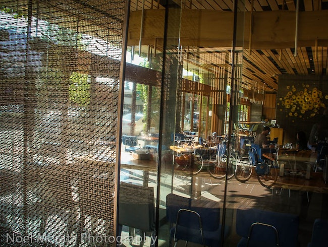 A visit to hip Healdsbug in Sonoma wine country