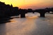Sunset in Florence  Florence  Italy