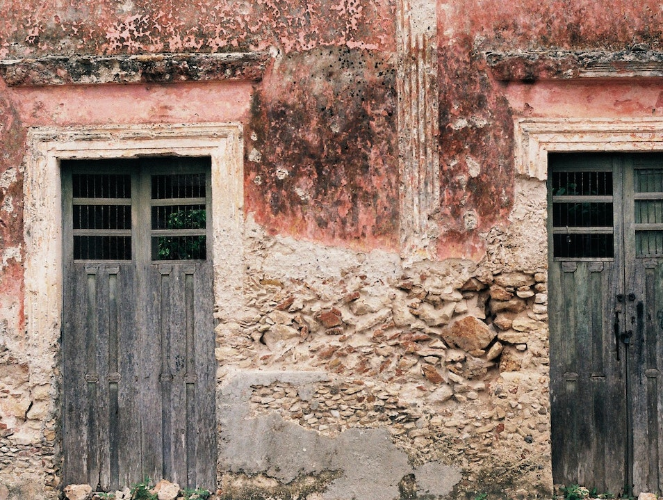 Wandering the colonial streets of Valladolid