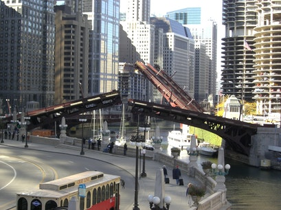 McCormick Bridgehouse & Chicago River Museum Chicago Illinois United States