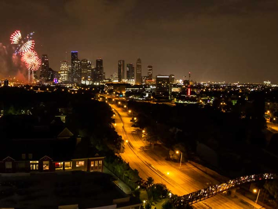 Freedom Over Texas Fireworks 2013 Houston Texas United States