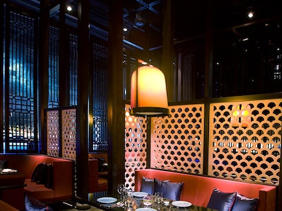 Hakkasan Abu Dhabi أبو ظبي  United Arab Emirates