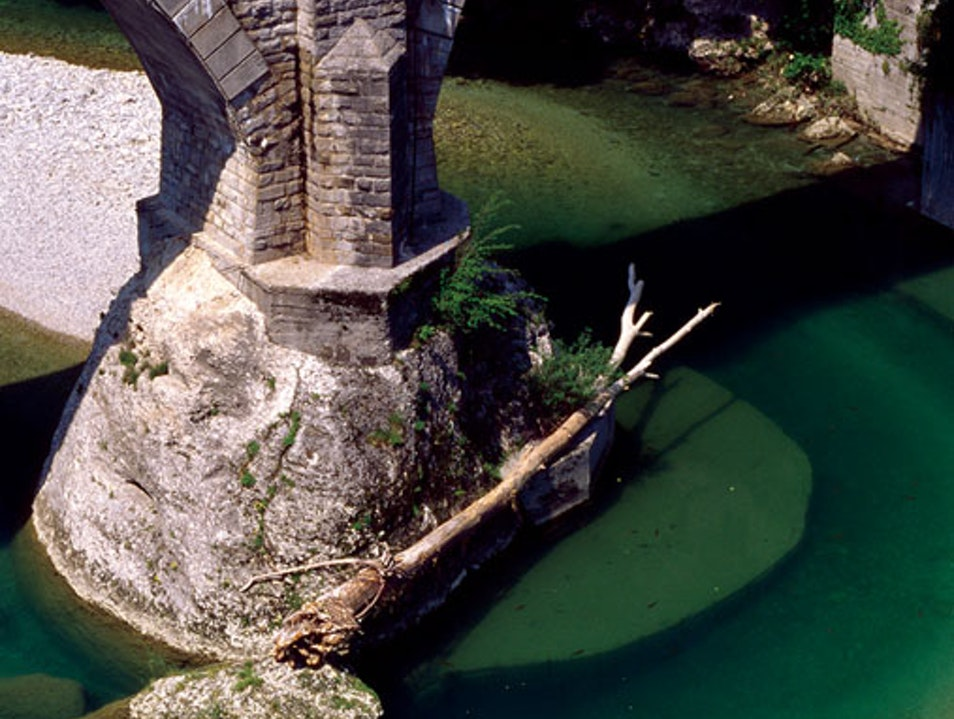 Bridge of the Devil Cividale del Friuli  Italy