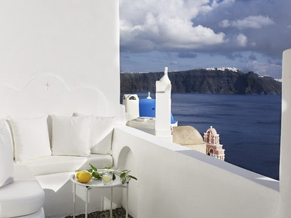 1864 The Sea Captain's House, Santorini  Ia  Greece