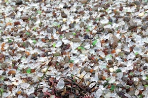 Glass Beach, Fort Bragg CA