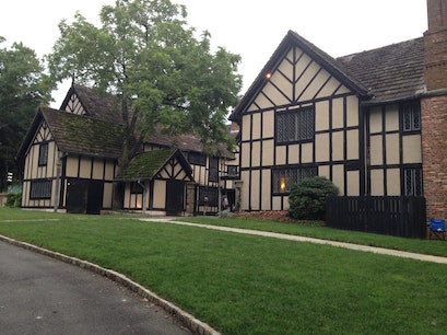Agecroft Hall Richmond Virginia United States