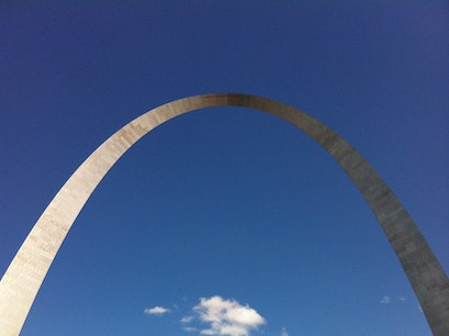 Gateway Arch, St. Louis St. Louis Missouri United States