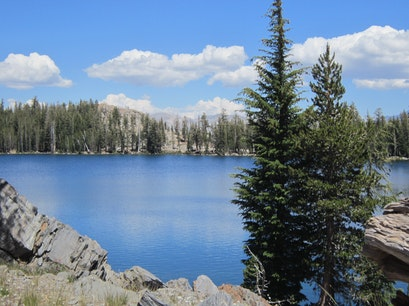 May Lake Mariposa County California United States