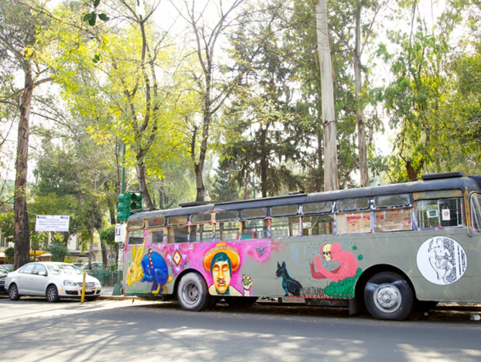 Next Stop: Street Art Mexico City  Mexico