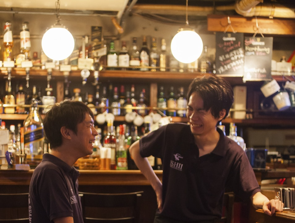 Getting Obsessive about Whiskey in Tokyo
