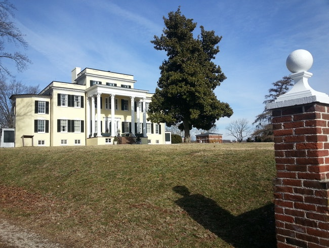 Oatlands Historic House and Gardens