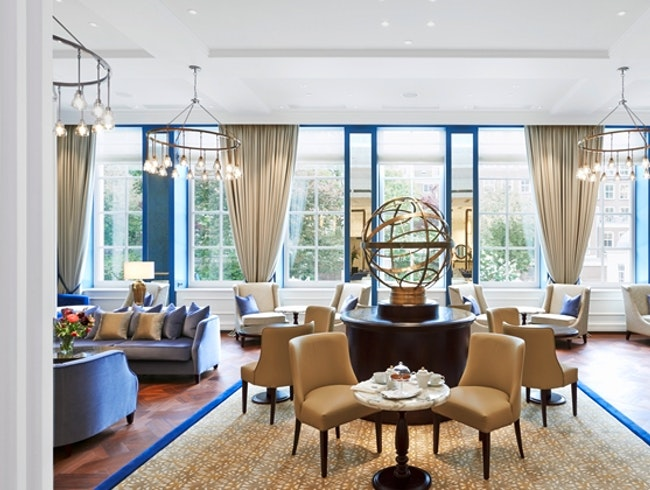 Live Like A  Golden Age Merchant At Waldorf Astoria Amsterdam