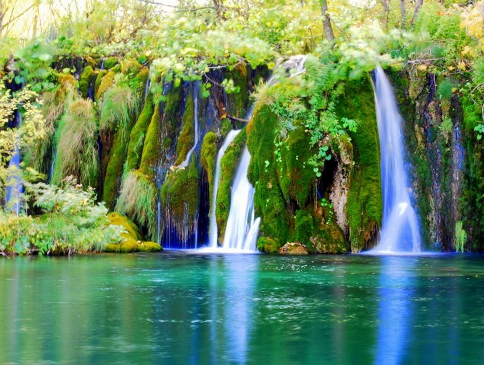 Visiting the Plitvice Lakes National Park in Croatia