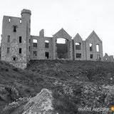 Mains of Slains Castle