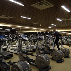 The Gym at Langham Place, New York, Fifth Avenue
