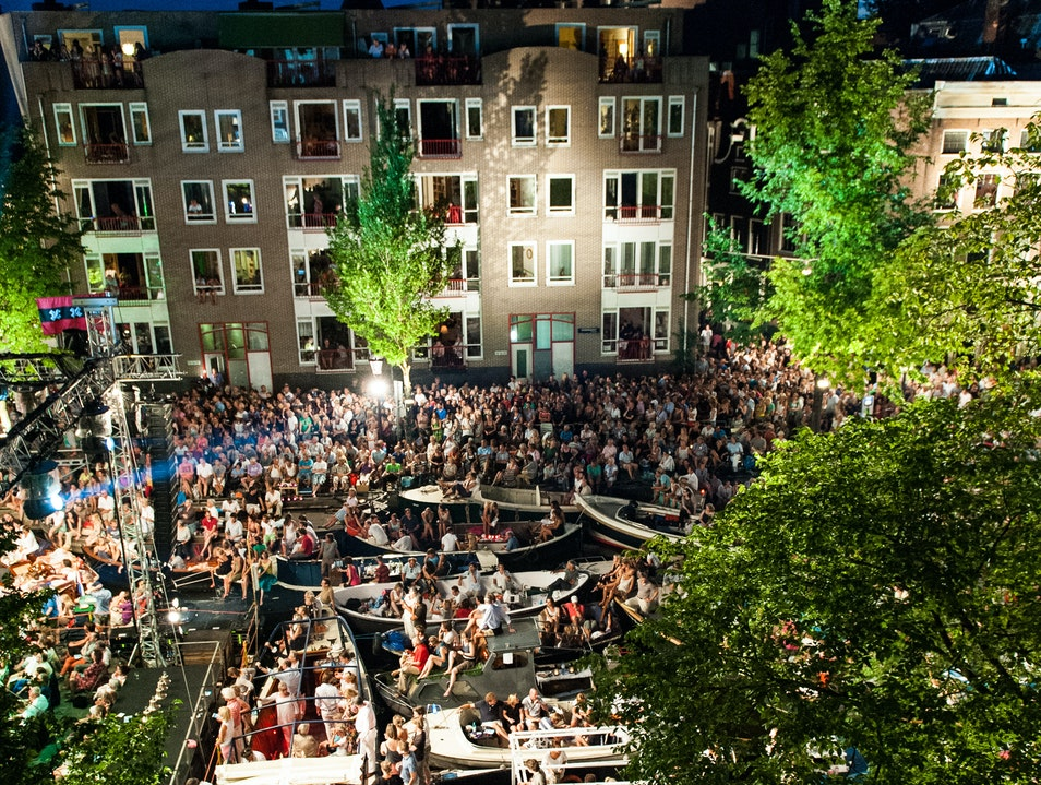 Outdoor Music Festival, Amsterdam Amsterdam  The Netherlands