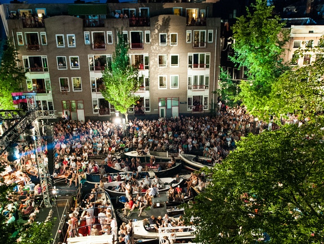 Outdoor Music Festival, Amsterdam