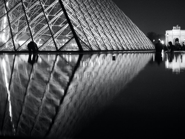 The Louvre-Are We There Yet?