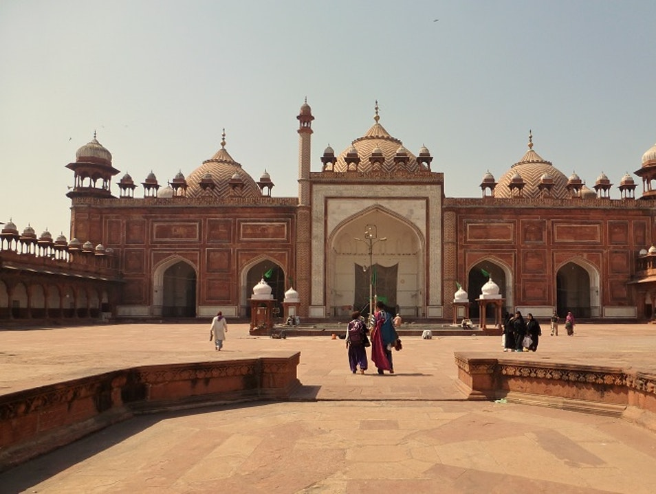 Agra Sightseeing Package Kahrai  India