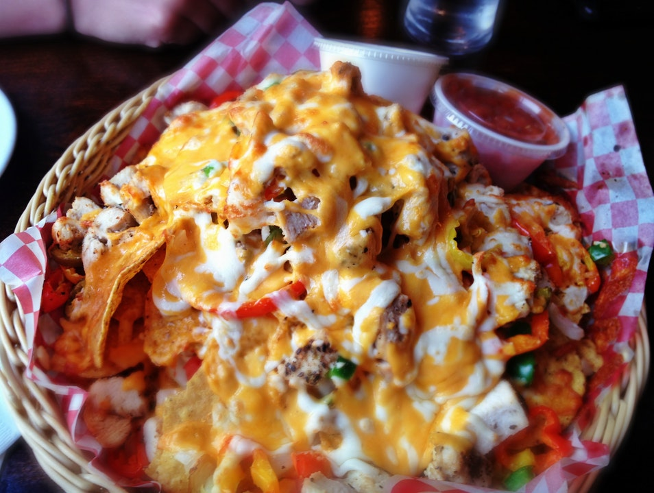 Great Drinks, Even Better Nachos Halifax  Canada