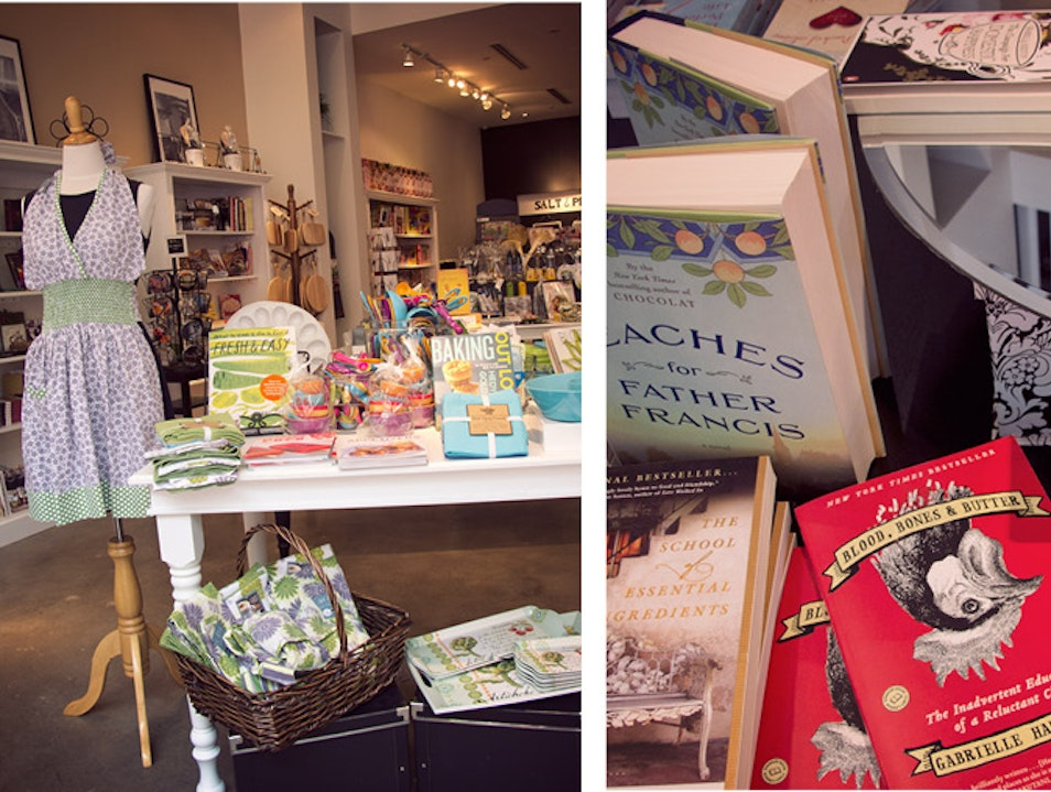 A Bookstore for Gourmands Oxon Hill Maryland United States