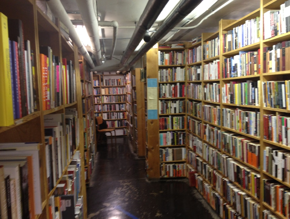 The Best Bookstore in the World