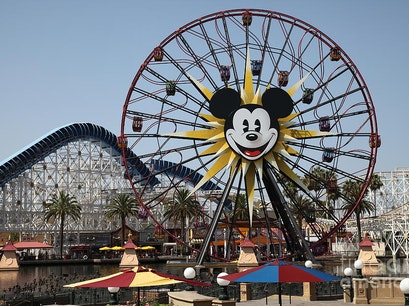 Disney California Adventure Park Anaheim California United States