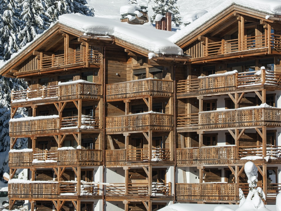 Low-Key Lodge in Verbier Bagnes  Switzerland
