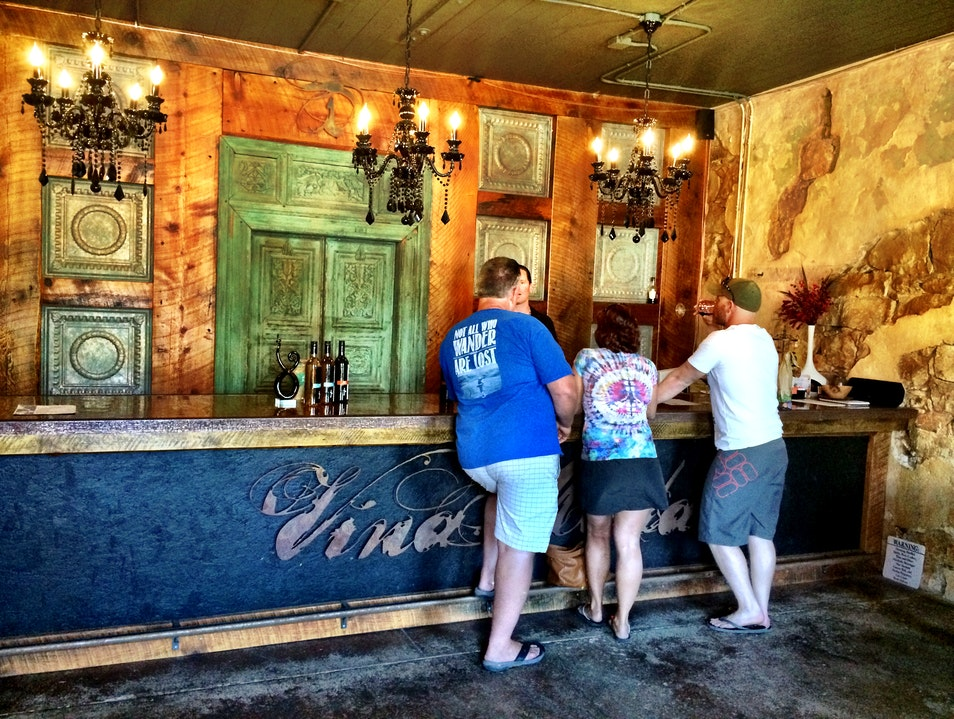 25 Wine Tasting Rooms on One Street Murphys California United States