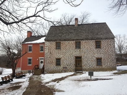 Schifferstadt Architectural Museum Frederick Maryland United States