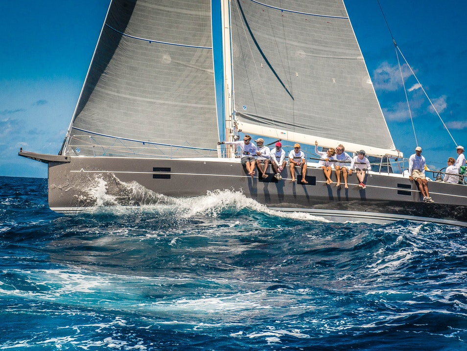 Live Out Your Regatta Fantasies at Antigua Sailing Week English Harbour  Antigua and Barbuda