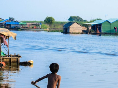 Mekong Discovery Trail ថាឡាបរិវ៉ាត់  Cambodia