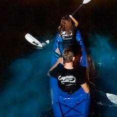 Night Kayaking in the Caymans