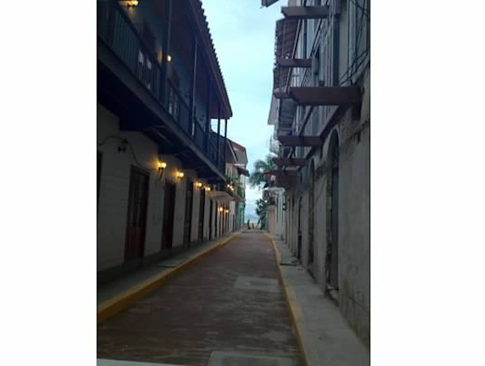 Wander through Old Town  Panama City  Panama