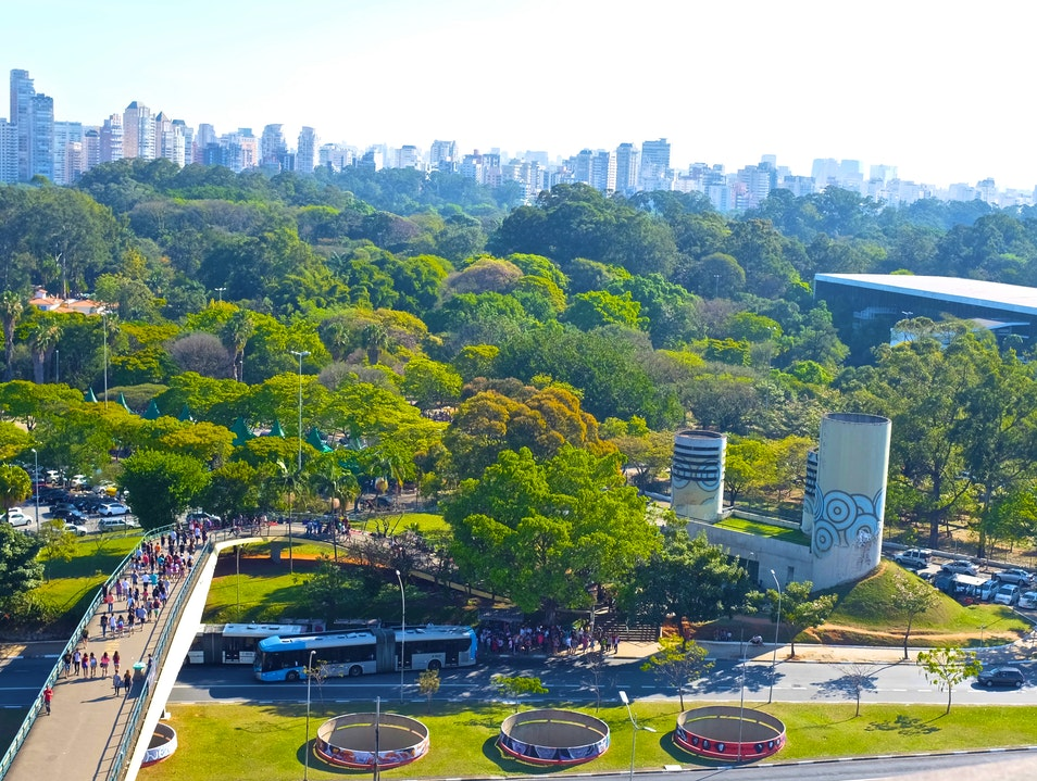 Largest Park In South America