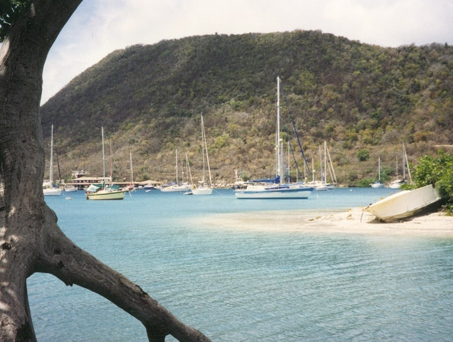 Beautiful, Serene Tortola in the British Virgin Islands