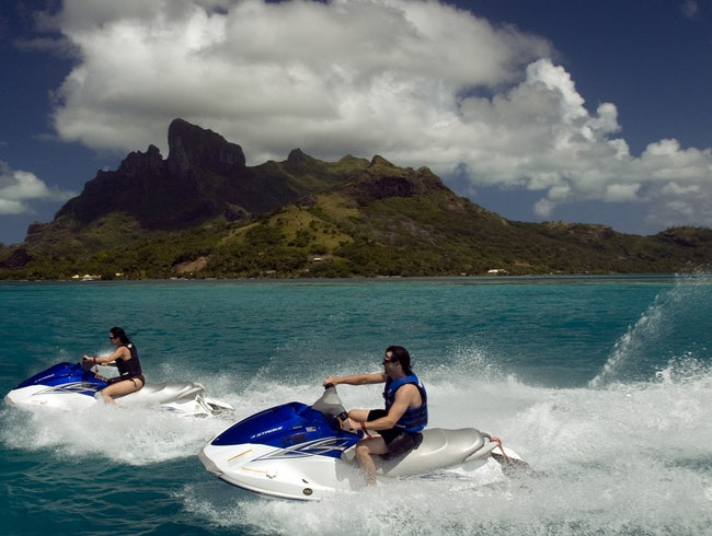Jet Ski and Jetboat Excursions