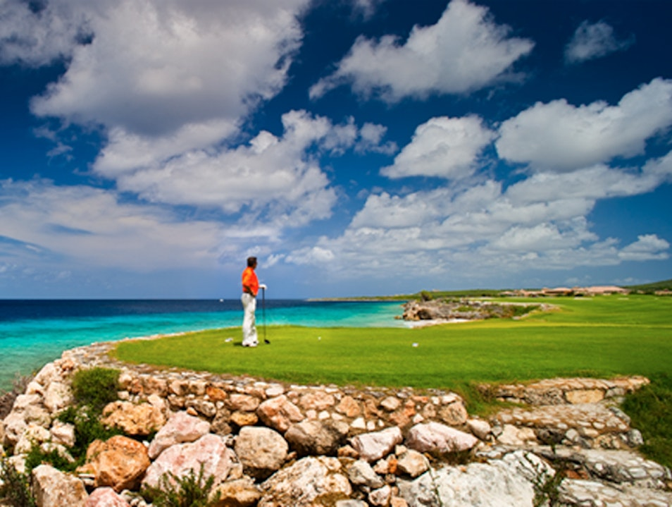 Santa Barbara Beach and Golf Resort Curaçao Newport  Curaçao
