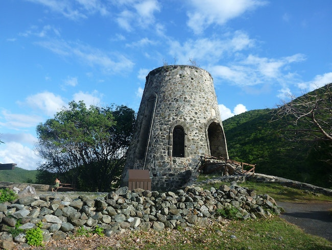 Step Back into the Past at Annaberg Plantation Ruins