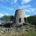 Annaberg Plantation Ruins Central  United States Virgin Islands